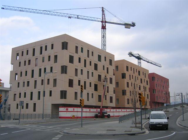 Torre bar illa c registre de sol licitants d 39 habitatge - Pis proteccio oficial barcelona ...